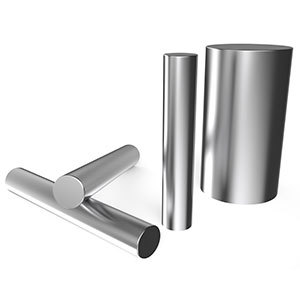 hi-tech metal nickel alloy round bar groot Triclad